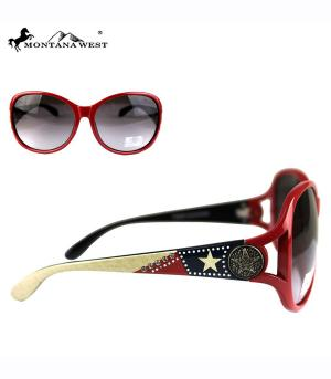 New Arrival :: Montana West Texas Collection Sunglasses