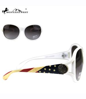 New Arrival :: Montana West American Pride Collection Sunglasses