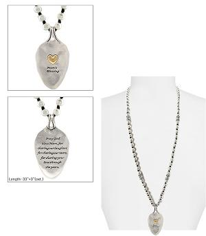 New Arrival :: Mom's Blessing Spoon Necklace