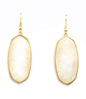 New Arrival :: Agate Stone Fashion Earrings