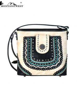 New Arrival :: Montana West Concho Collection Crossbody