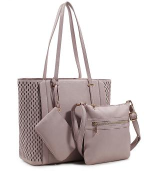 New Arrival :: 3PC Tote Set Bag