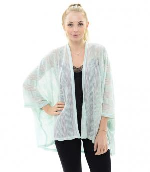 New Arrival :: Knit Open Shawl