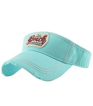 New Arrival :: Beach Please Visor