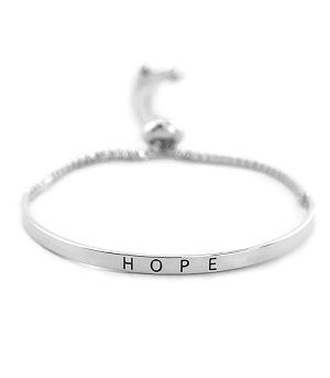 New Arrival :: Hope Bar Bracelet