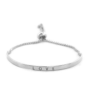 New Arrival :: Love Bar Bracelet