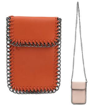 PHONE ACCESSORIES :: Cell Phone Purse/Belt Crossbody Bag