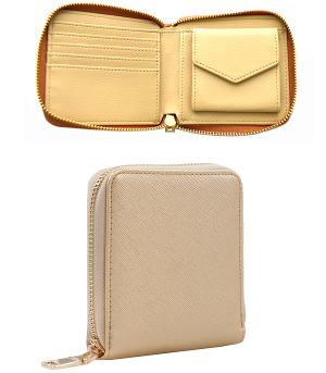 New Arrival :: Solid Color Fashion Wallet