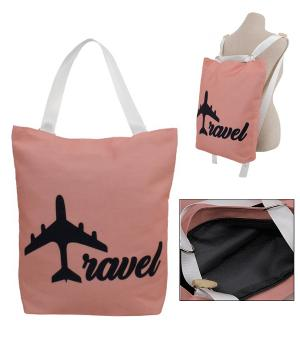 TRAVEL :: BACKPACKS | LUNCH BAGS :: Travel Tote/Backpack