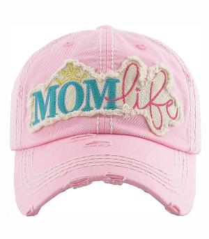 New Arrival :: Mom Life Vintage Ball Cap