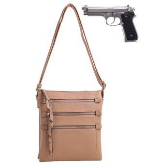 New Arrival :: Wholesale Handgun Carry Crossbody Bag