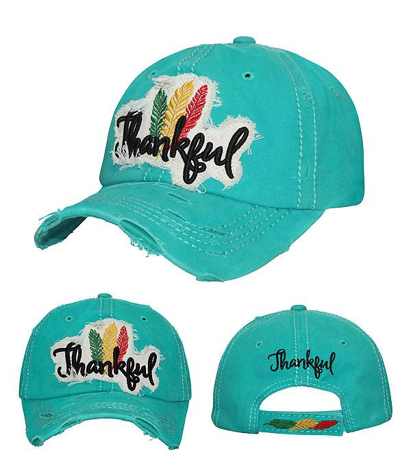New Arrival :: Thankful Feather Hat