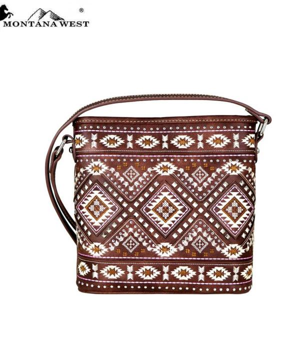 New Arrival :: Montana West Aztec Collection Crossbody