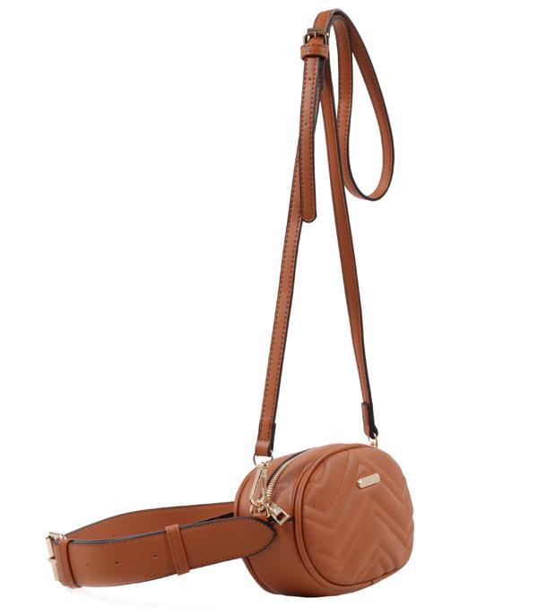 Wholesale Handbag Fashion Jewelry Handbags Crossbody Bags Bs2244bn Designer Inspired Waist Bag At Yktrading Com