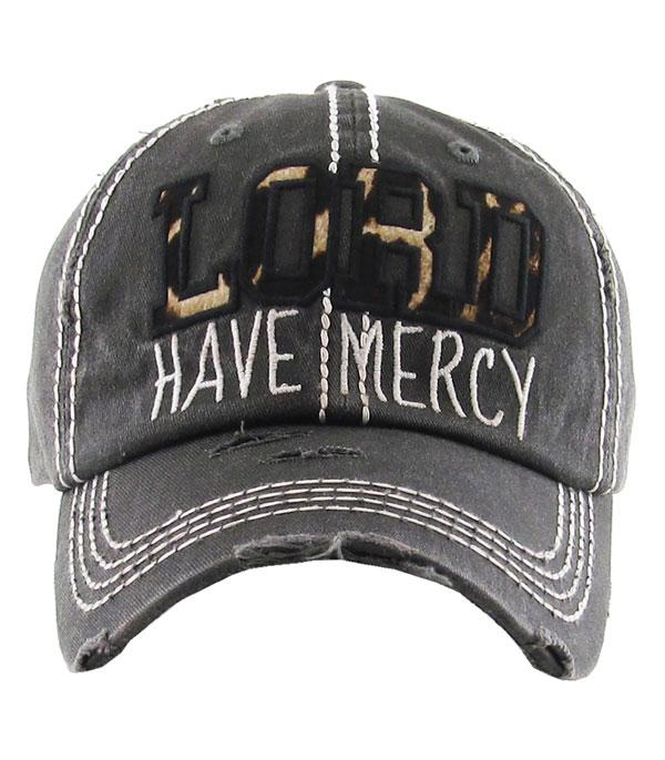 New Arrival :: Lord Have Mercy Hat