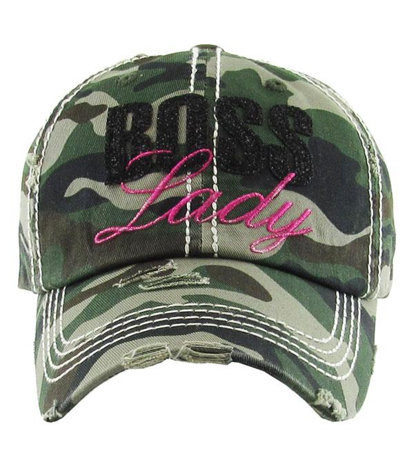 New Arrival :: Boss Lady Vintage Hat
