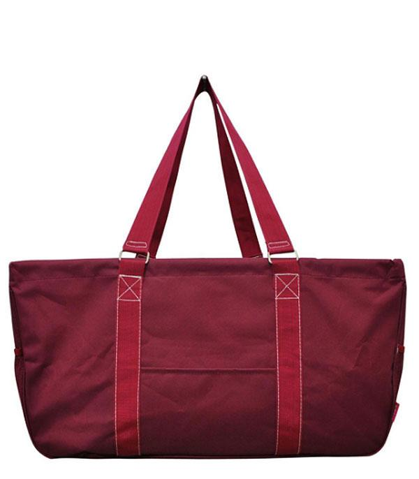 TRAVEL :: CASSEROLE | COOLERS | UTILITY TOTES :: Solid Color Utility Tote