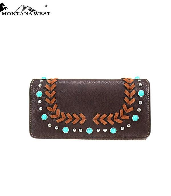 New Arrival :: Montana West Western Collection Secretary Style Wa