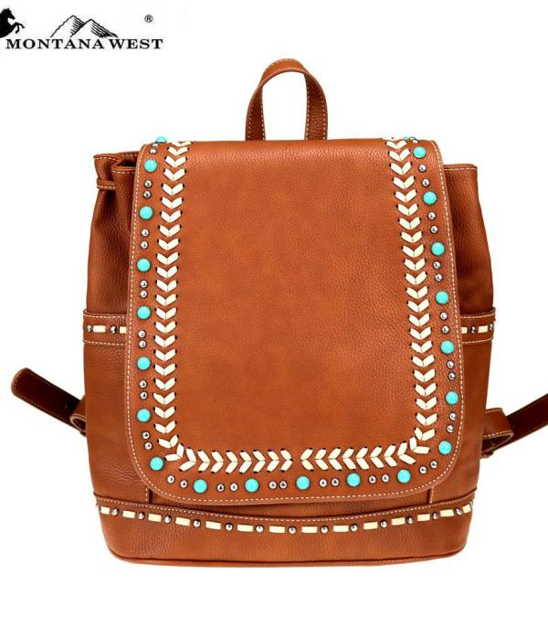New Arrival :: Montana West Western Collection Backpack