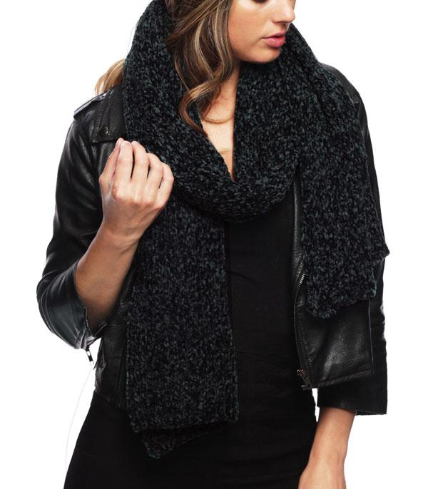 New Arrival :: Super Soft Chenille Scarf