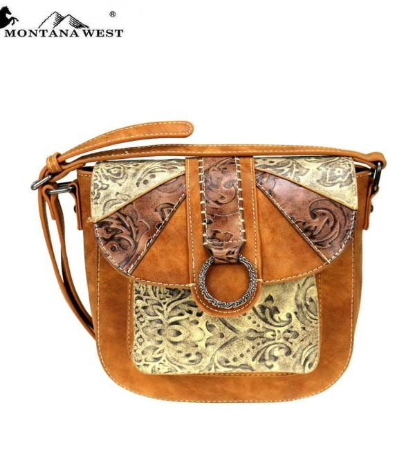 New Arrival :: Tooled Collection Crossbody