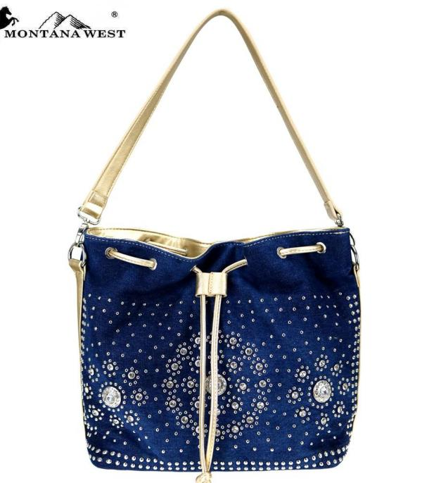 New Arrival :: Montana West Concho Collection Hobo