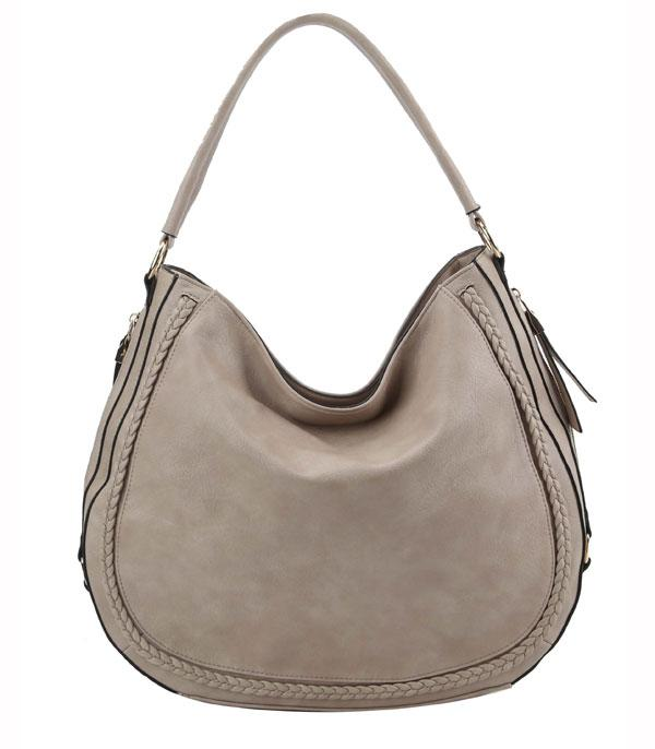 HANDBAGS :: CONCEAL POCKET BAGS :: Wholesale Fashion Concealed Carry Hobo Bag