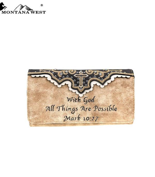 HANDBAGS :: WALLETS | SMALL ACCESSORIES :: Wholesale Montana West Wallet