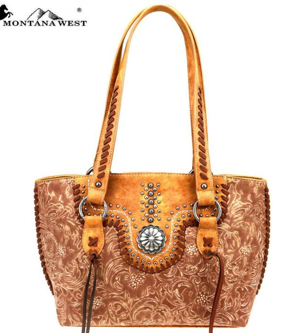 New Arrival :: Wholesale Montana West Concho Collection Tote
