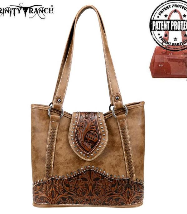 New Arrival :: Wholesale Trinity Ranch Concealed Handgun Purse