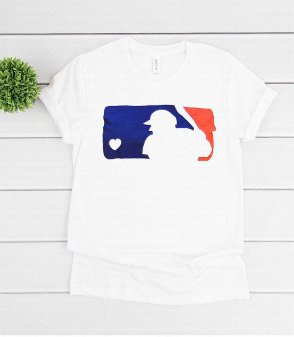 New Arrival :: Wholesale Baseball Vintage Graphic Tshirts