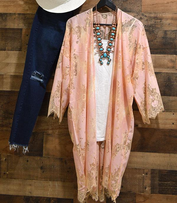 WHAT'S NEW :: Wholesale Lace Kimono Cover-Up