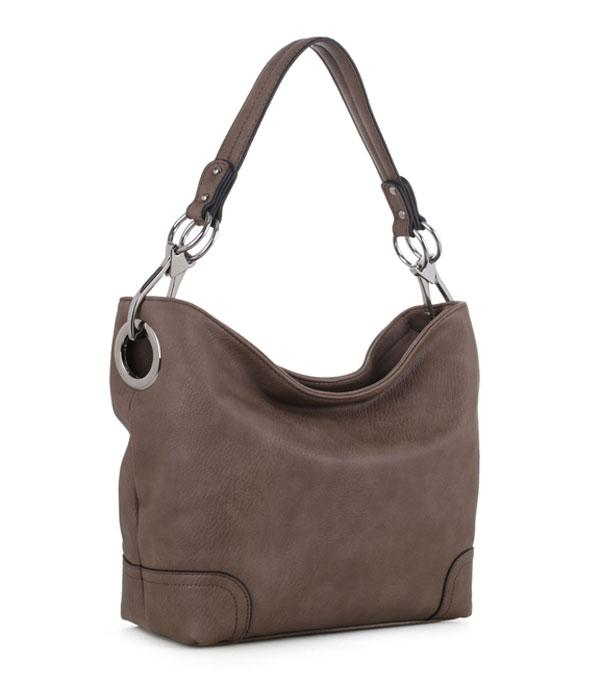 New Arrival :: Wholesale Fashion Soft Faux Leather Bag
