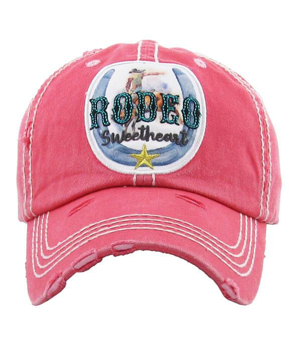 New Arrival :: Wholesale KB EThos Rodeo Sweetheart Vintage Hat