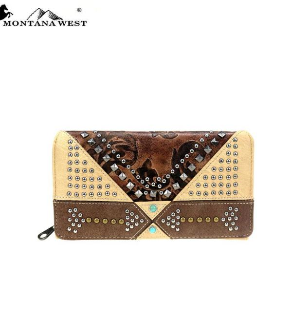 New Arrival :: Wholesale Montana West Wallet MW849-W010