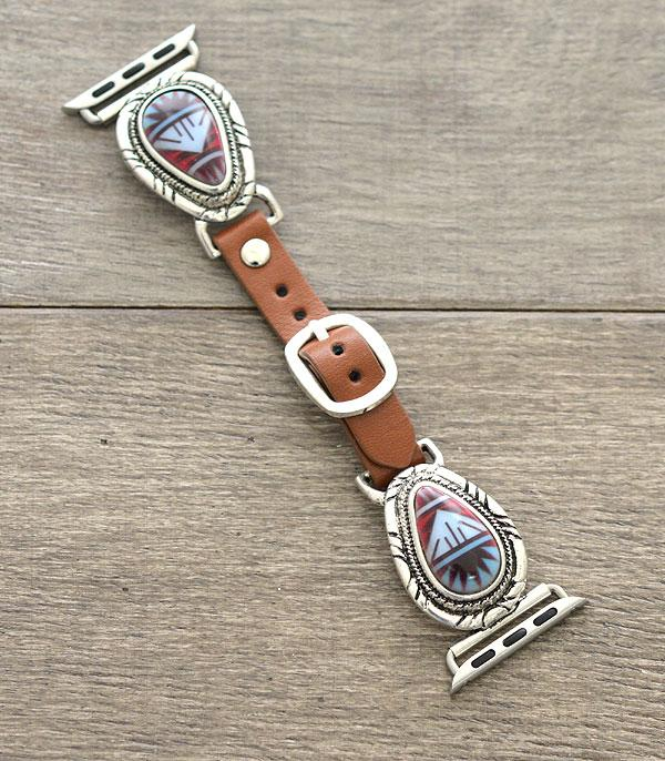 New Arrival :: Wholesale Western Design Apple Watch Band