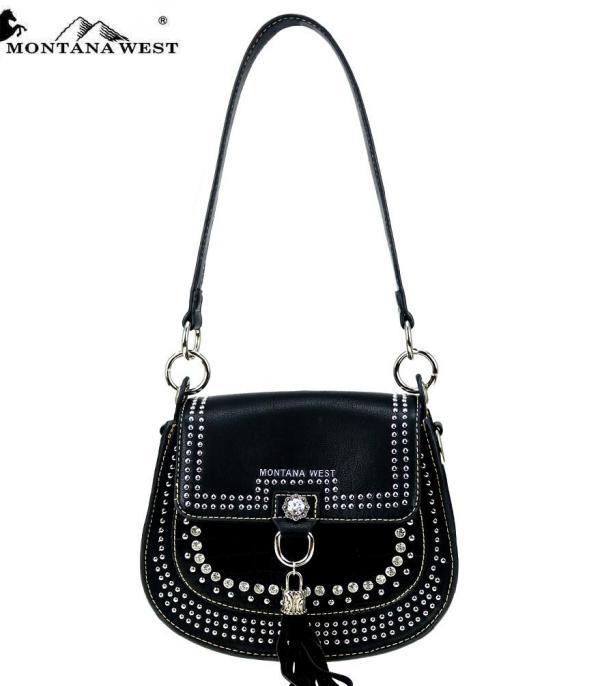 New Arrival :: Wholesale Montana West Crossbody Saddle Bag