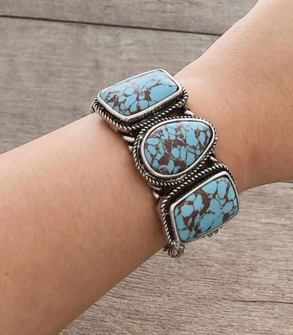 <font color=Turquoise>TURQUOISE JEWELRY</font> :: Wholesale Turquoise Gem Stone Cuff Bracelet
