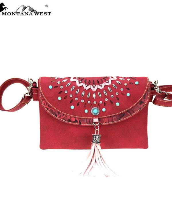 New Arrival :: Wholesale Montana West Crossbody Fanny Pack