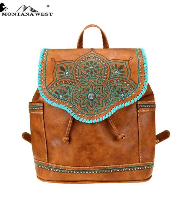 New Arrival :: Wholesale Montana West Aztec Backpack