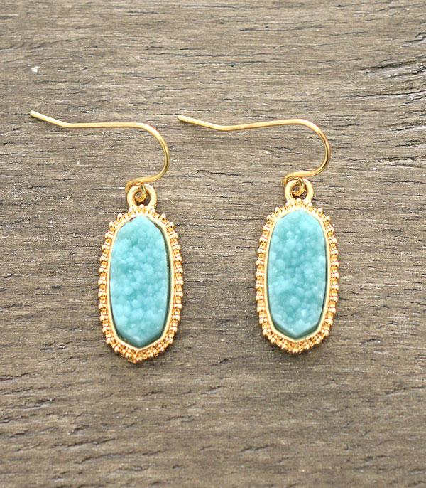 WHAT'S NEW :: Wholesale Druzy Designer Inspired Earrings