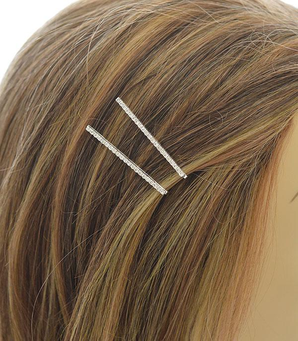 New Arrival :: Wholesale Rhinestone Hair Pin Set