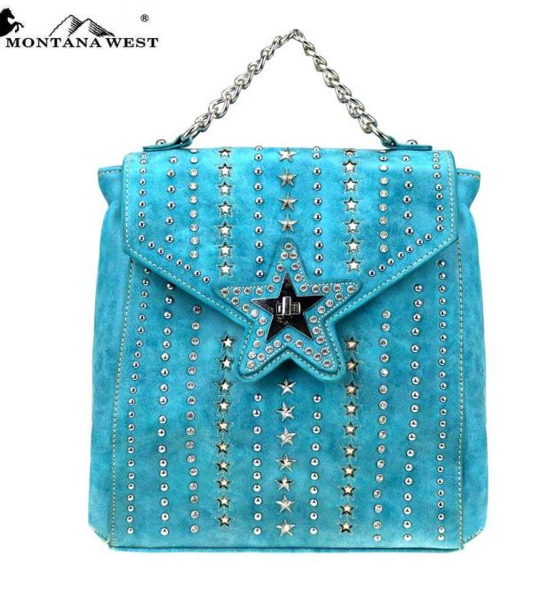 BACKPACKS | LUNCH BAGS :: Wholesale Montana West Bling Backpack