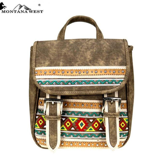 WHAT'S NEW :: Wholesale Montana West Aztec Backpack