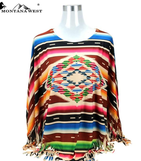 New Arrival :: Wholesale Serape Collection Poncho