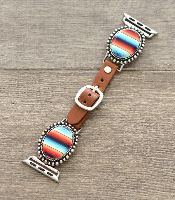 New Arrival :: Wholesale  Tipi Serape Western Apple Watch Band