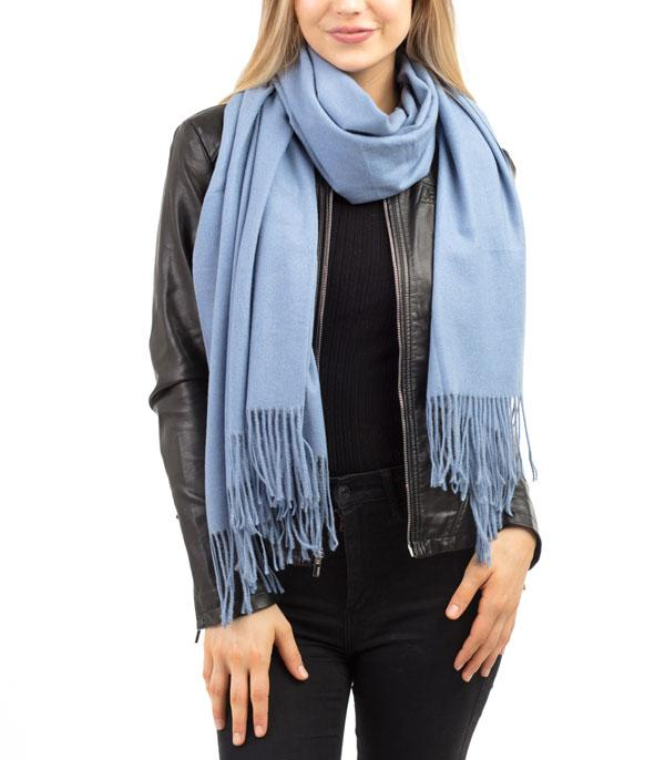 New Arrival :: Wholesale Super Soft Cashmere Feel Scarf
