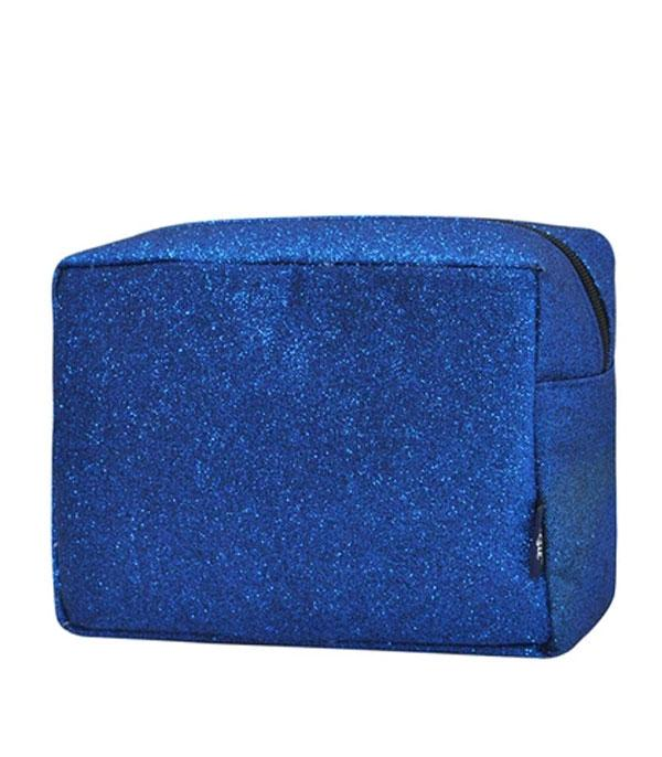 TRAVEL :: DIAPER | TOILETRY | COSMETIC BAGS :: Wholesale Glitter Cosmetic Bag