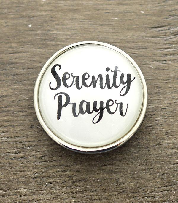 PHONE ACCESSORIES :: Wholesale Serenity Prayer Bubble Glass Phone Grip